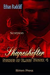 Shapeshifter: Scorpion (Desires of Blood Book 4)