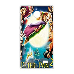 Peter pan Case Cover For Nokia Lumia X