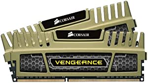 Corsair Memory Vengeance 8GB DDR3 SDRAM Memory Module CMZ8GX3M2A1600C9G