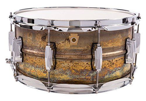 Black Snare Ludwig Beauty - Ludwig Snare Drum LB464R