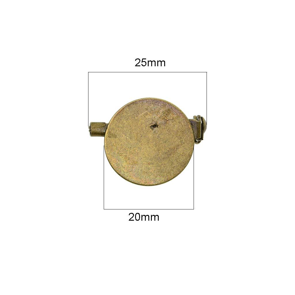 Oaks Lighting Pantalla con forma de campana para l/ámpara 50.8 cm