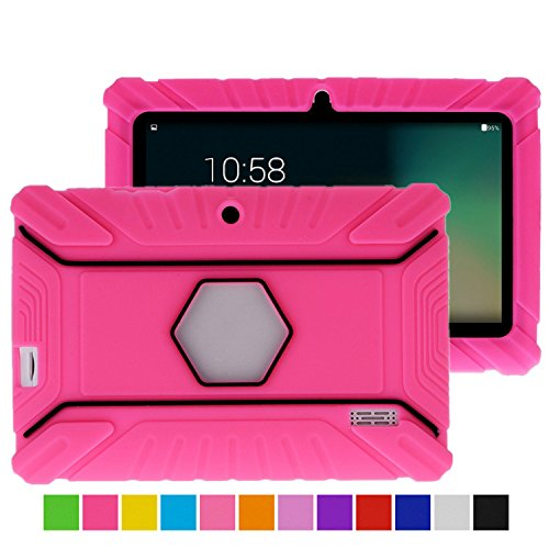 Turpro Kids' Shockproof Silicone Case for Chromo Inc 7 inch