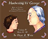Handwriting by George, Cynthia Shearer and George Washington, 1882514394