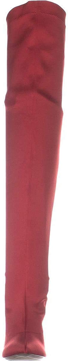 Regal Red Size 6.5 INC International Concepts Womens Zaliaa Pointed Toe Over