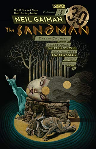 The Sandman Vol. 3: Dream Country 30th Anniversary Edition Paperback – Illustrated, December 18, 2018