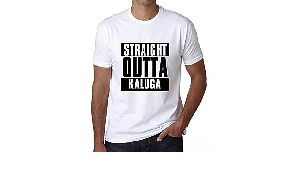 One in the City Straight Outta Kaluga, Camisetas para Hombre ...