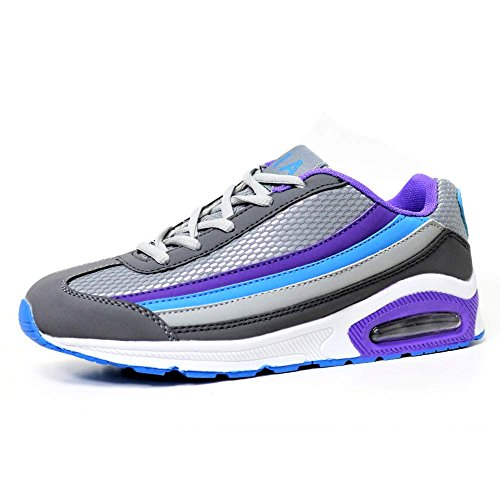 Sneaker Tech Grey Air donna Blue B8xw1Y