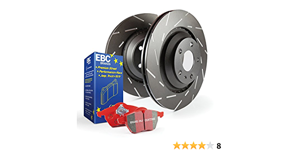 EBC S4KR1195 Stage-4 Signature Brake Kit EBC Brakes