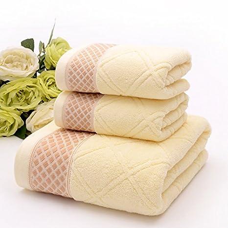 100% algodón Toallas de lujo, hogar toallas de baño conjuntos Give You Royal Feeling, ...