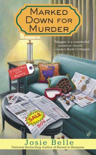 Marked Down for Murder (Good Buy (Buy Girls)