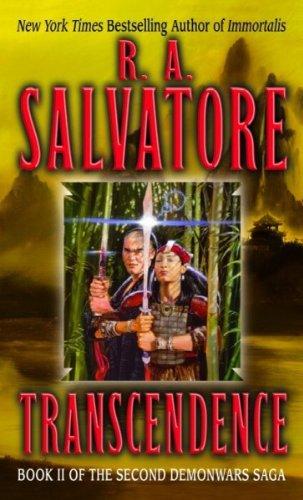 Transcendence (The Second DemonWars Saga, Book 2) pdf