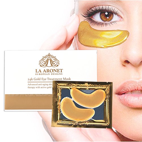 24K Gold Eye Mask - 5