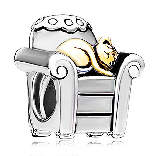 Pandora Charms Silver Plated Office