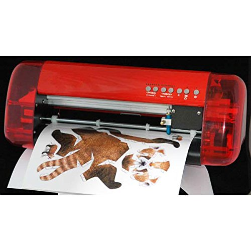 paper contour cutter machine - 1