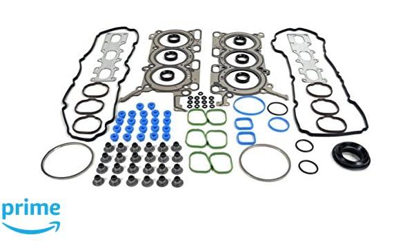 ITM Engine Components 09-12739 Cylinder Head Gasket Set for 2007-2012 Ford//Lincoln//Mazda//Mercury 3.5L V6 3496cc 213 CID