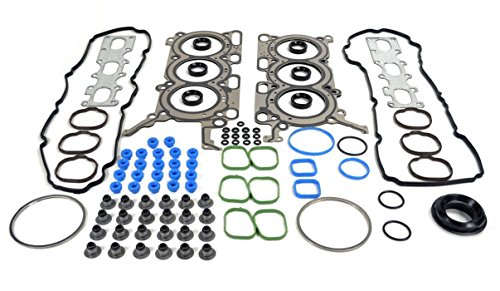 ITM Engine Components 09-12739 Cylinder Head Gasket Set for 2007-2012 Ford/Lincoln/Mazda/Mercury 3.5L V6 3496cc 213 CID
