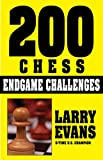 200 Chess Endgame Challenges-Larry Evans