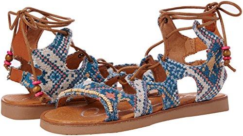 Sandali Cinturino multicolore Con Mojito Coolway Vari Donna Colori T8xw5q