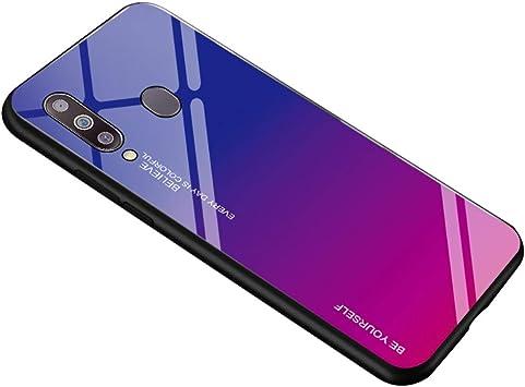 Caler Funda Vidrio Templado 9H Compatible con Samsung Galaxy ...
