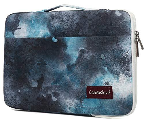 estuche bolso para notebook 12.5-13 pulg Canvaslove Watercol
