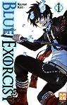 Blue exorcist, tome 1  par Kato
