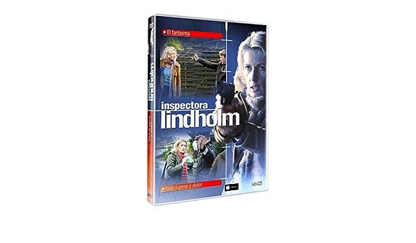 Amazon.com: Inspectora Lindholm: El Fantasma + Habrá Hena y Dolor: Varios, Ingo Naujokss, Torsten Michaelis, Karoline Eichhorn: Movies & TV