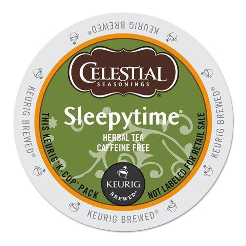 Celestial Seasonings K-Cups Tea Sampler 44 Count for Keurig
