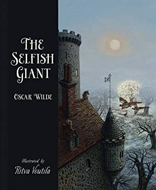 book cover of The Selfish Giant
