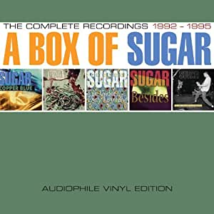 "A Box Of Sugar (7LP+ 7""+ Download Card)"