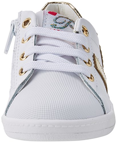 Pablosky Mädchen 270708 Sneakers Elfenbein (Blanco 270708)