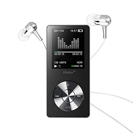 Review MP3 Player, Elinker Metal