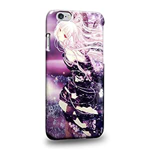 "Case88 Premium Designs Chobits Chobits 00 Chi 1426 Carcasa/Funda dura para el Apple iPhone 6 4.7"" (No Plus 5.5"" !)"