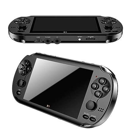 Video game Portaitl PmP 8GB Eony LJQ-8288 jogos Arcade Roda Jogos Nes Nintendo Sega Gba