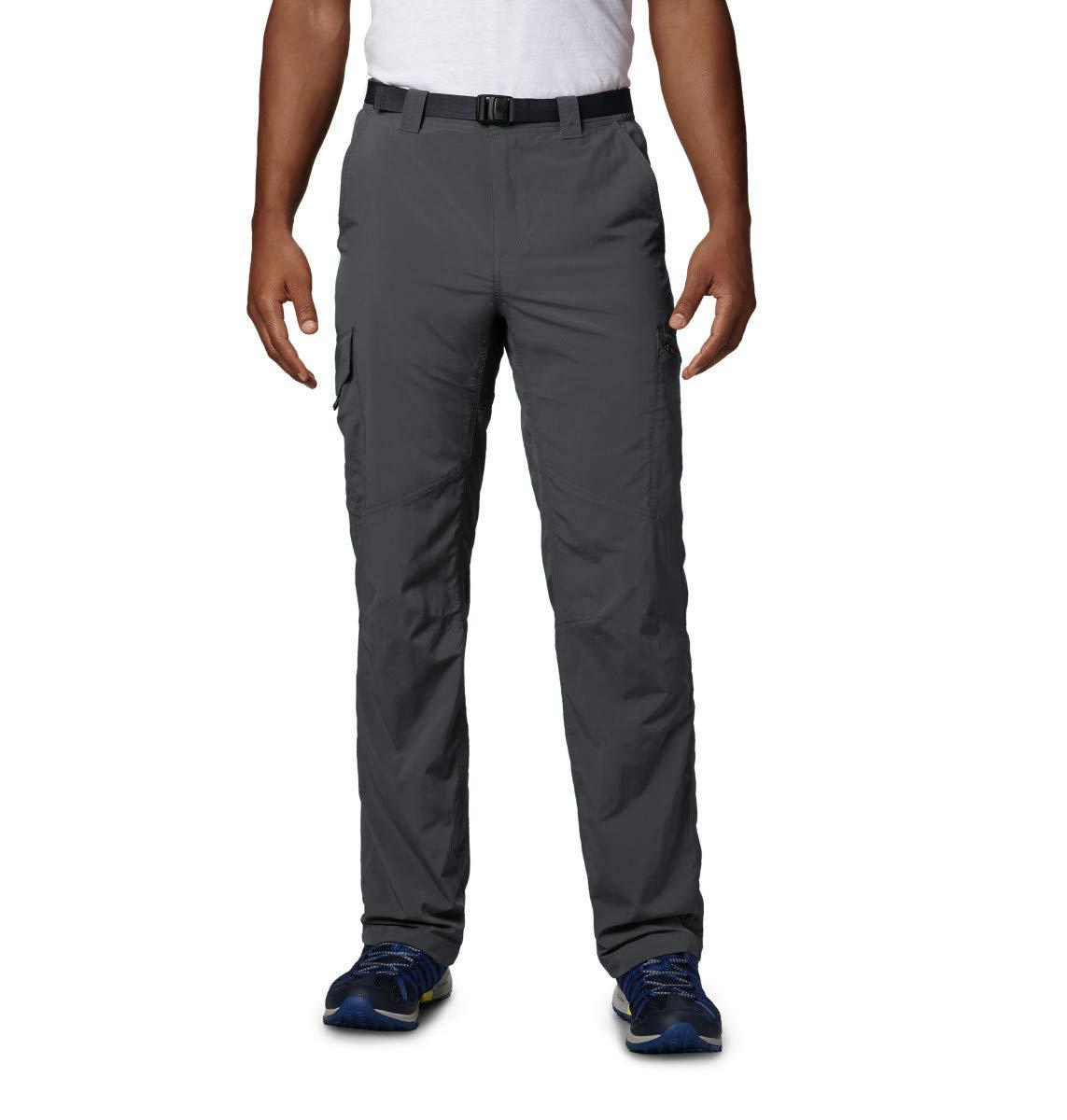 Columbia Men's  Men's Silver Ridge Cargo Pant , Grill, 40x30 by Columbia
