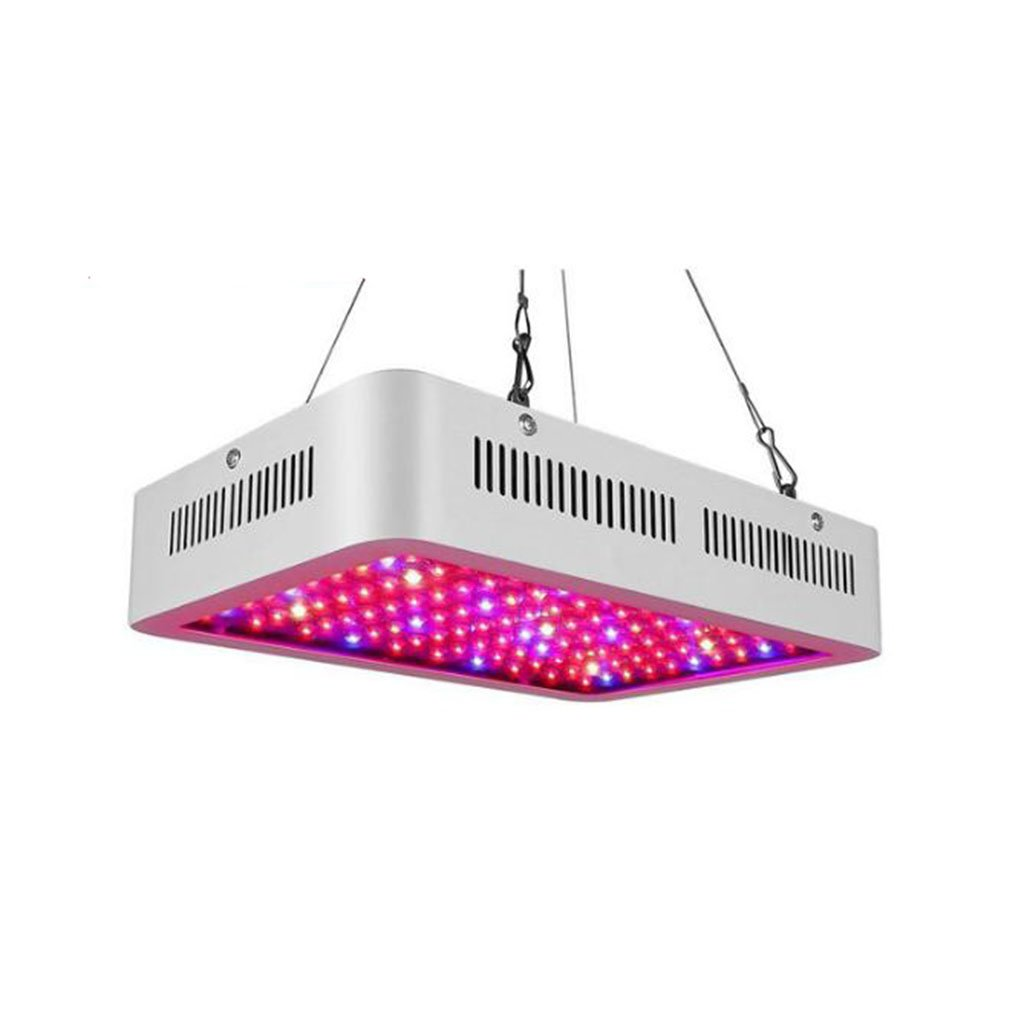 @Luces de siembra 600 W Full Spectrum Led Grow Light para Plantas Flores Veg Veg Lámparas de Crecimiento Interior Invernadero Grow Led Hidropónico (Edition ...