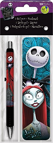 Trends International Nightmare Before Christmas Gel Pen + Bookmark Pack -