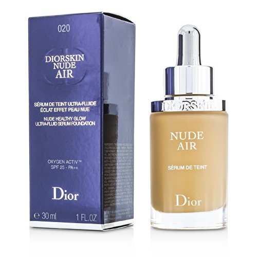 Price comparison product image Christian Dior Diorskin Nude Air SPF 25 Serum, No. 020 Light Beige, 1 Ounce