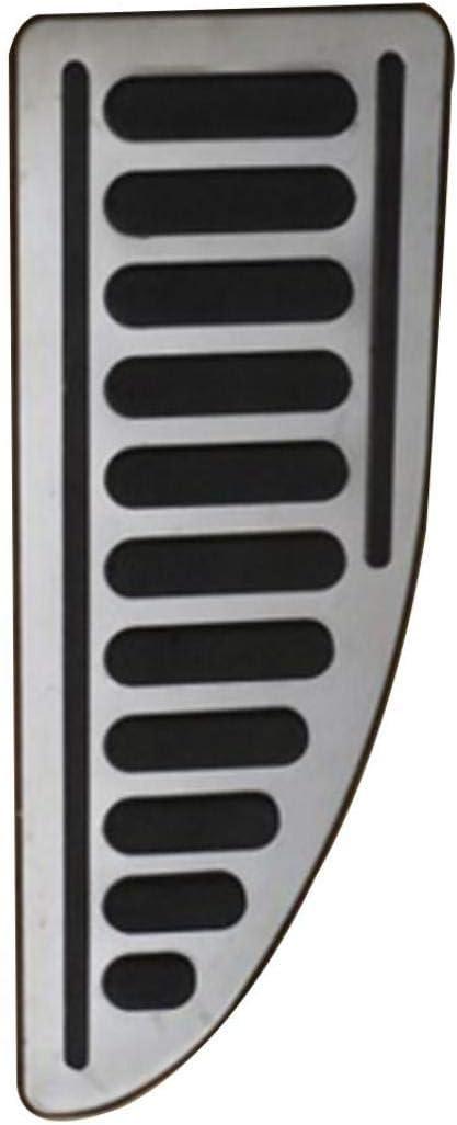 Pedal de aluminio antideslizante para coche para Ford Focus Fiesta Mondeo YSHtanj