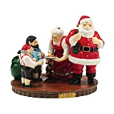 Department 56 Original Snow Village Santa Comes to Town, 2015