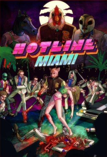 Hotline Miami [Online Game - Online Miami Shop