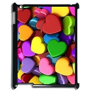 C-Y-F- Loving Heart Phone Case For IPad 2,3,4 [Pattern-3]