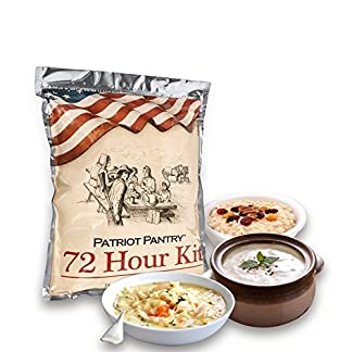My Patriot Supply 72-Hour Food Supply