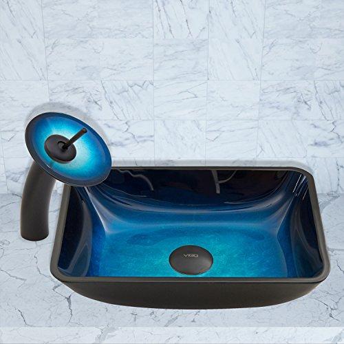 Vigo Glass Waterfall - 5