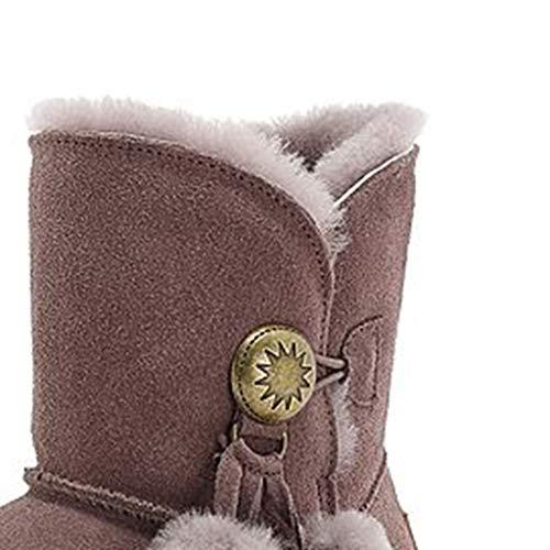 I Capelli Stivali Purple Palla E Scarponi Sneakers Da Scarpe Camping Stivaletti Con Neve Calde Passeggio Outdoor Caldi Velluto Per Di Corto Donna Casual aPqRwRxBz7