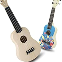 Yellsong DIY Ukulele Make Your Own Ukulele Hawaii Ukulele Kit(21in)