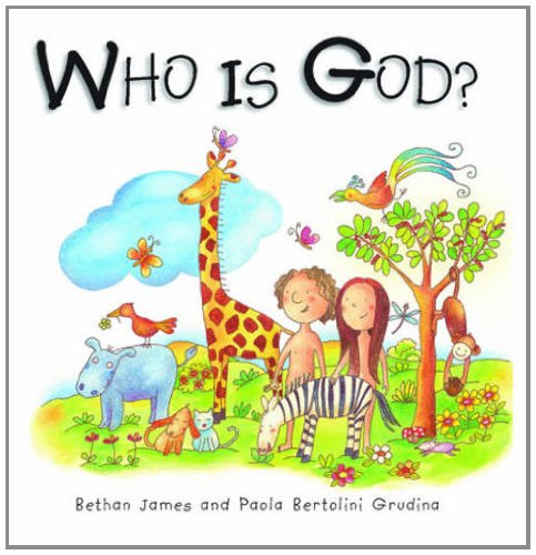 Who Is God? (Mini Board Books)