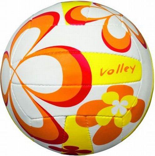 John 52808 - Volleyball Soft Flower Größe 4, 275 g