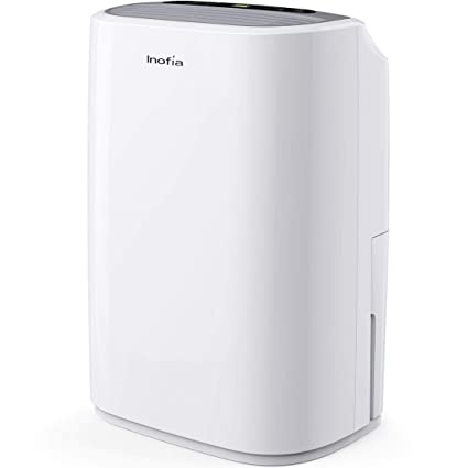 Amazon Inofia 30 Pints Dehumidifier Mid Size Portable For