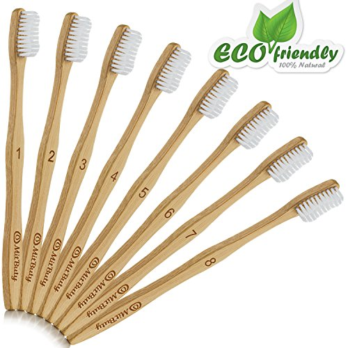 Second to None - when it comes to Bamboo Toothbrushes!