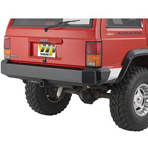 Rear Rock Crawler Bumper for Cherokee XJ 97-01 (Warrior Products Rock)